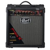 CORT Guitar Solid-State Amplifier Combo [MX15R] - Gitar Amplifier