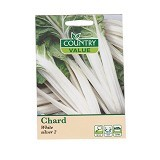 COUNTRY VALUE Chard White Silver 2 - Bibit / Benih Sayuran