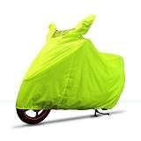 COVER SUPER Sarung Motor L - Hijau Stabillo - Cover Motor