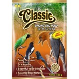 CP CLASSIC Singing Bird Food Anti Stress 2pcs 400gr [ECL-K] (Merchant) - Makanan Unggas
