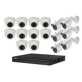 CP PLUS Paket CCTV Cosmic HD+ 1080P 16 Channel (Merchant) - Cctv Camera