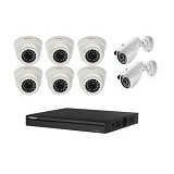 CP PLUS Paket CCTV Cosmic HD+ 1080P 8 Channel (Merchant) - Cctv Camera