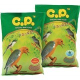 CP SINGING BIRD Anti Stress 2pcs 400gr [ESBA400] (Merchant) - Makanan Unggas