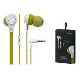 CRESYN Earphone C520S [CSNC520GN] - Green (Merchant) - Earphone Ear Monitor / Iem