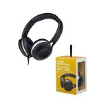 CRESYN Stereo Headphones C590H [CSNC590BK] - Black (Merchant) - Headphone Portable