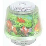 CSI Christmast Speaker LED Bluetooth Light - White (Merchant) - Speaker Bluetooth & Wireless