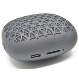 CSI Mimi Q1 Speaker Bluetooth Sports Kompatibel TF Card [CSI-AUSK0CBK] - Black - Speaker Bluetooth & Wireless