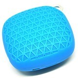 CSI Mimi Q1 Speaker Bluetooth Sports Kompatibel TF Card [CSI-AUSK0CBL] - Blue - Speaker Bluetooth & Wireless