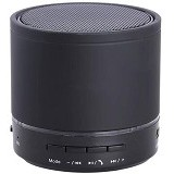 CSI S08U Speaker Bluetooth Mini Super Bass Portable [CSI-AUSK07BK] - Black - Speaker Bluetooth & Wireless
