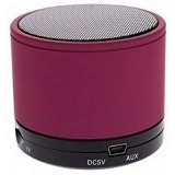 CSI S10 Bluetooth Speaker Mini Super Bass Portable [CSI-AUSK02PP] - Purple - Speaker Bluetooth & Wireless
