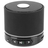 CSI S10U Bluetooth Speaker Mini Super Bass [CSI-AUSK08BK] - Black - Speaker Bluetooth & Wireless