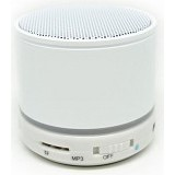 CSI S11 Speaker Bluetooth Mini Super Bass Portable [CSI-AUSK03AW] - White - Speaker Bluetooth & Wireless