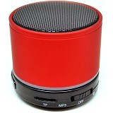 CSI S11 Speaker Bluetooth Mini Super Bass Portable [CSI-AUSK03RE] - Red - Speaker Bluetooth & Wireless