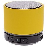 CSI S11 Speaker Bluetooth Mini Super Bass Portable [CSI-AUSK03YL] - Yellow - Speaker Bluetooth & Wireless