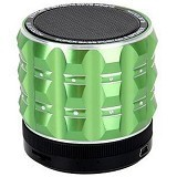 CSI Speaker Bluetooth Mini Metal Super Bass [BTA34] - Green (Merchant) - Speaker Portable