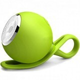 CSI Waterproof Sport Speaker Bluetooth [AS88] - Green (Merchant) - Speaker Portable
