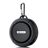 CSI Waterproof Sport Speaker Bluetooth [C6] - Black (Merchant) - Speaker Portable