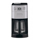 CUISINART 12-Cup Coffee Maker [DGB-625BCHK] - Mesin Kopi Espresso / Espresso Machine