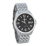 CURREN Casual Style Watch For Men [8071] - Black - Jam Tangan Pria Casual