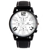 GRAND TOURING Sport Men For Men [GT02] - Dial Black Number - Jam Tangan Pria Fashion