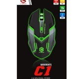 CYBORG Mouse Wireless Gaming Rechargeable C1 (Merchant) - Gaming Mouse