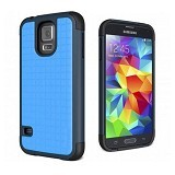 CYGNETT WorkMate Evo Galaxy S5 Case [UAHBD51] - Blue (Merchant) - Casing Handphone / Case