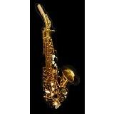 Chateau Baby Saxophone [CCS-22VLGL] - Gold Lacquer - Saksofon / Saxophone