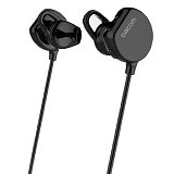 DACOM Sports Bluetooth Earphone Running [7] - Black (Merchant) - Headset Bluetooth