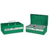 DAICHIBAN Cash Box [CB-35] - Green (Merchant) - Cash Box