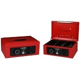DAICHIBAN Cash Box [CB-55] - Red (Merchant) - Cash Box