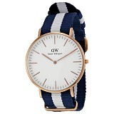 DANIEL WELLINGTON Classic Glasgow [0104DW-GD] - Gold (Merchant) - Jam Tangan Pria Fashion