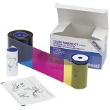 DATACARD Ribbon Color YMCKT 534000-002