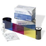 DATACARD Ribbon Color YMCKT [534100-001] - Pita & Label Printer Lainnya