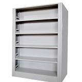 DATAFILE Rak Buku 1 Muka Standar Dengan Cover (Merchant) - Filing Cabinet / Lemari Arsip
