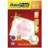 DATAPRINT Double Side Matte Paper A3 - Kertas Foto / Photo Paper
