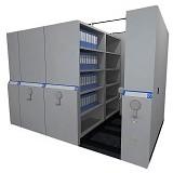 DATASCRIP Compacto Mekanik [TW6A] - Filing Cabinet / Lemari Arsip
