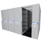 DATASCRIP Compacto Mekanik [TW8B] - Filing Cabinet / Lemari Arsip