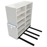 DATASCRIP Compacto Mekanis [DM2011MB] - Filing Cabinet / Lemari Arsip
