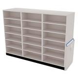 DATASCRIP Compacto Mekanis [DM3015MA-NS] - Filing Cabinet / Lemari Arsip