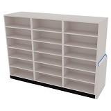 DATASCRIP Compacto Mekanis [DS3015MA-NS] - Filing Cabinet / Lemari Arsip