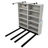 DATASCRIP Compacto Mekanis [SM2011MB] - Filing Cabinet / Lemari Arsip