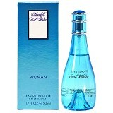 DAVIDOFF Cool Water for Women 100ml (Merchant) - Eau de Toilette untuk Wanita