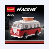 DECOOL 2220 Racing [305002786] (Merchant) - Building Set Transportation