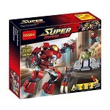 DECOOL Super Heroes Seri 7110 [AUS-0474] - Building Set Movie