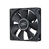 DEEPCOOL Case Fan [XFAN 120] - Black - Kipas Komputer