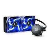 DEEPCOOL Maelstrom 240T Liquid Cooler - Blue - Cpu Cooler