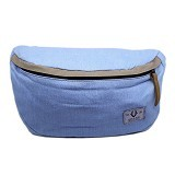 DEER AND DOE Hip Bag - Light Blue (Merchant) - Travel Shoulder Bag