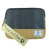 DEER AND DOE Pouch Bag - Black (Merchant) - Travel Bag