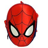 DEERDE Lunch Box Fiber 3D Spiderman - Red - Tas Anak