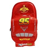DEERDE Ransel 3D Play Group Cars - Red - Tas Anak